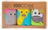 ZOOCCHINI Training Pants Girl aus Bio-Baumwolle - Safari Friends (3-4 Jahre)
