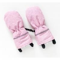 Juddlies Handschuhe, Salt & Pepper Pink