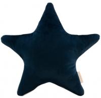 Nobodinoz Kissen Stern, Night Blue