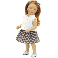 Petit Calin Puppe Susanne, 34 cm