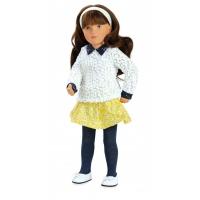 Petit Calin Puppe Sarah, 44 cm