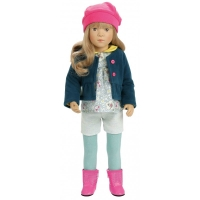 Petit Calin Puppe Hannah, 48 cm