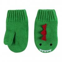 Zoocchini Handschuhe, Devin der Dinosaurier