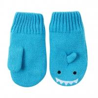 Zoocchini Handschuhe, Sherman der Hai