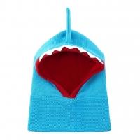 Zoocchini Mütze / Balaclava - Sherman der Hai