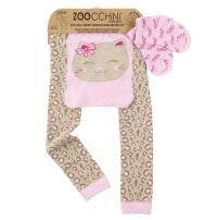 Zoocchini Baby Leggins & Socken Set, Kallie das Kätzchen