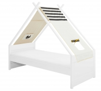 Cool Kids Furniture Tipi-Bett, Superhero