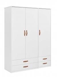 Cool Kids Furniture Kleiderschrank mit 3 Türen