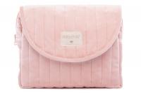 NOBODINOZ Windeltasche Savanna Maternity Case - Bloom Pink