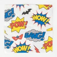 My Little Day Papierservietten, Super Heros - 20 Stk.