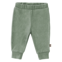 Fresk Velour Hose, forest green