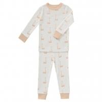 Fresk Pyjama, Schwan