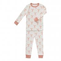 Fresk Pyjama, Lobster/ coral