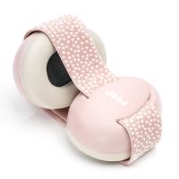 Reer SilentGuard Baby Gehörschutz (ab 3 Monate), Rosa