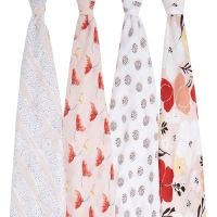 Aden Anais Mulltuch Swaddles, 4er-Pack - Picked For You