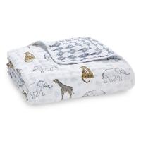 Aden Anais Kuscheldecke Dream Blanket - Jungle