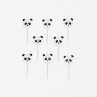 My Little Day Geburtstagskerzen, Pandas