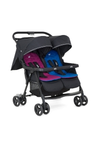 Joie Aire Twin Zwillingsbuggy, Rosy & Sea