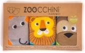 ZOOCCHINI Training Pants Boys aus Bio-Baumwolle - Safari Friends (3-4 Jahre)