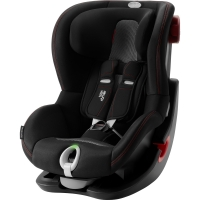 Britax Römer KING II LS BLACK SERIES, Cool Flow Black