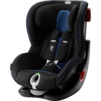 Britax Römer KING II LS BLACK SERIES, Cool Flow Blue
