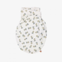 Ergobaby Swaddler Puck-mich-sack, Pineapples