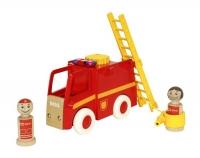 BRIO My Home Town, Feuerwehrauto mit Licht und Sound