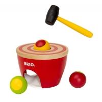 BRIO Kugel-Hammerspiel