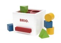 BRIO Weisse Sortier-Box