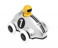 BRIO Push & Go Rennwagen, Silber Edition