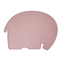 Sebra Silikon Platzdeckchen, Elefant, blossom pink