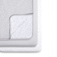 SnüzPod 3 Snüz Designz Bettwäsche-Set, Grey Spots