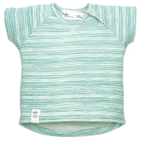 Riffle Amsterdam T-Shirt, stripe green