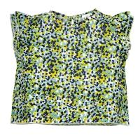 Riffle Amsterdam Bluse, flower green