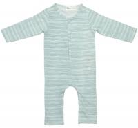 Riffle Amsterdam Pyjama, stripe green