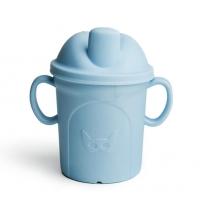 Herobility Schnabeltasse Hero Eco Cup, 210 ml - blau