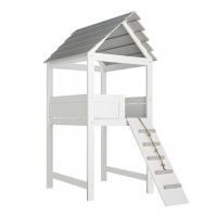 Lifetime Kidsrooms Spielturm mit Laufplanke und Tau