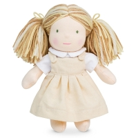 Lulujo Puppe nach Waldorfart, My Friend Lulu