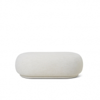 Ferm Living Rico Ottoman Boucle Sofa, Off-White