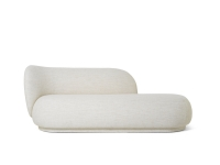 Ferm Living Rico Divan Boucle, Off-White