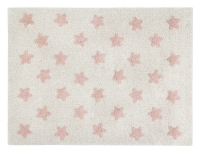 Lorena Canals Kinderteppich, Stars Natural - Vintage Nude 120 x 160 cm