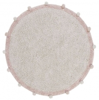 Lorena Canals Kinderteppich, Bubbly Vintage Nude - Natural