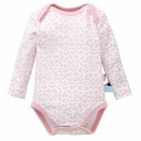 Snoozebaby Body, Dreiecke rosa