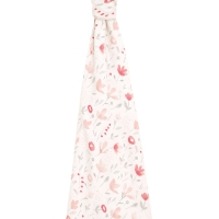 Aden + Anais Comfort Knit Swaddle - Perennial