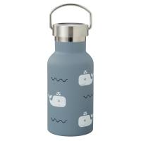 Fresk nordische Thermosflasche, 350 ml Wal