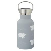 Fresk nordische Thermosflasche, 350 ml Eisbär