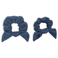 Scrunchie/Haargummi Mommy + Me - Navy