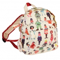 Rex London Kinder Rucksack, World of Work
