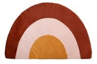 NOBODINOZ Spielmatte Regenbogen, wild brown