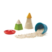 PlanToys Formen für Sandburgen